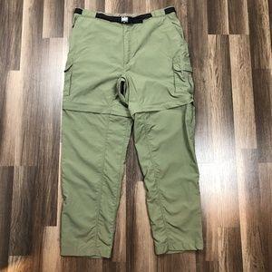 Magellan Outdoors Backcountry Zip-Off Nylon Pants